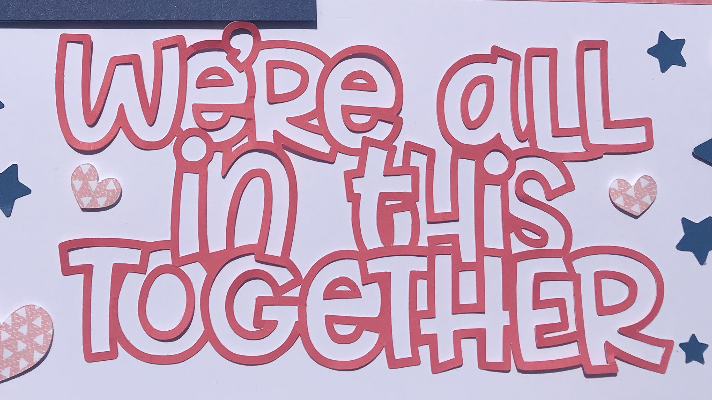 We're all in this together digital download from CTMH