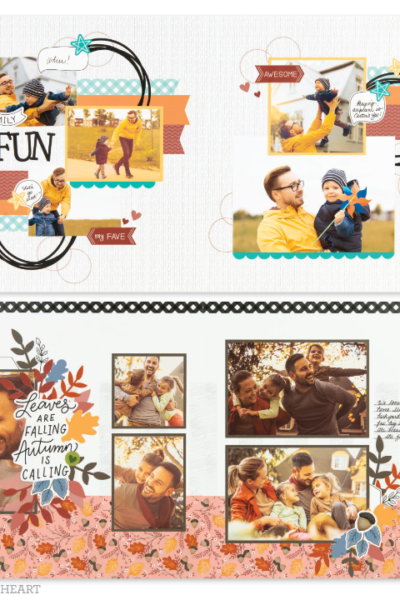 How a Monthly Scrapbook Kit Can Help You Scrapbook More