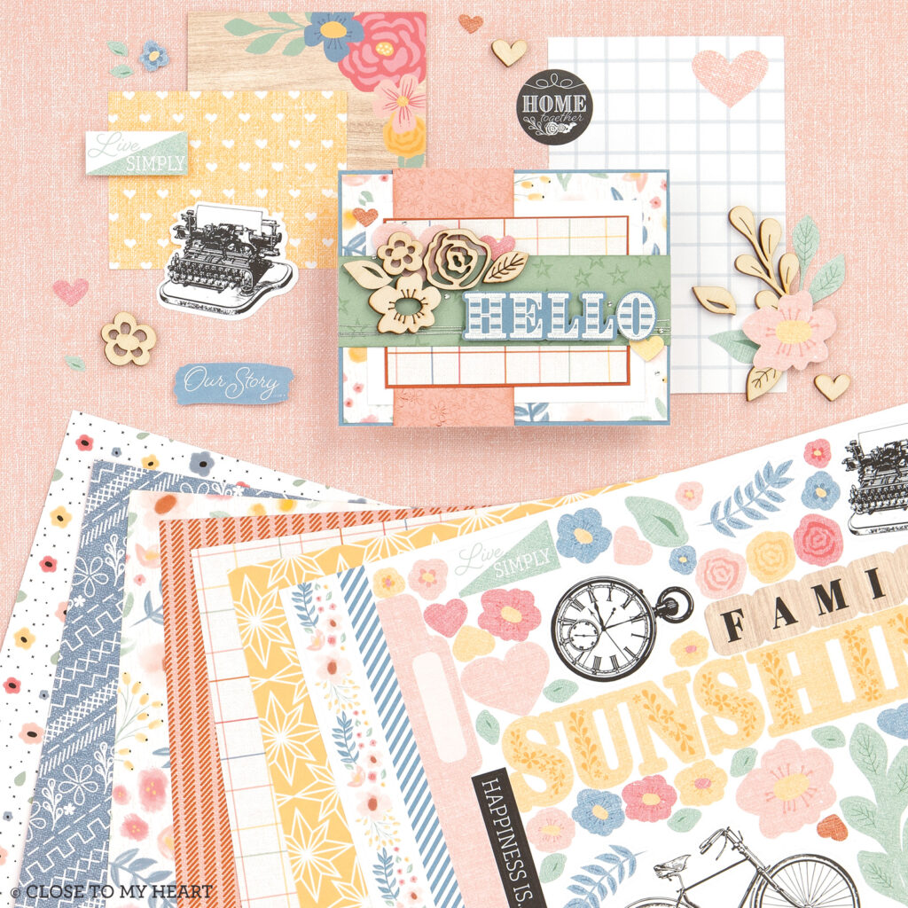Scrapbook page inspiration- 5 Creative ideas to try