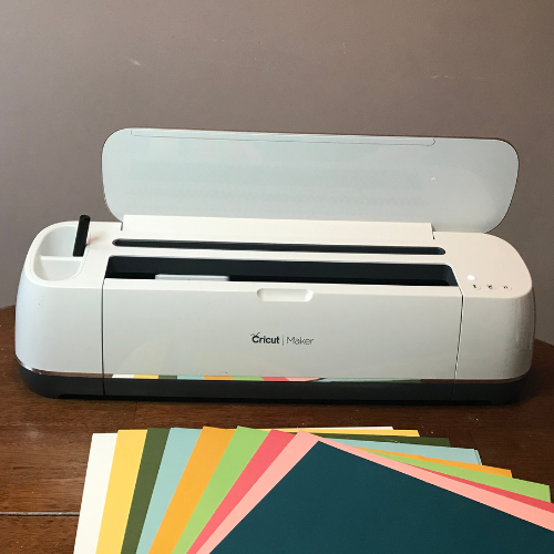 Cricut Maker is the best Cricut for creating scrapbook pages