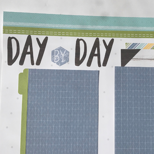 no more time wasted on choosing scrapbook page titles