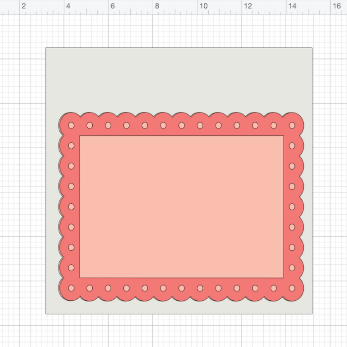 Add layers on top of the base layer in Cricut Design Space