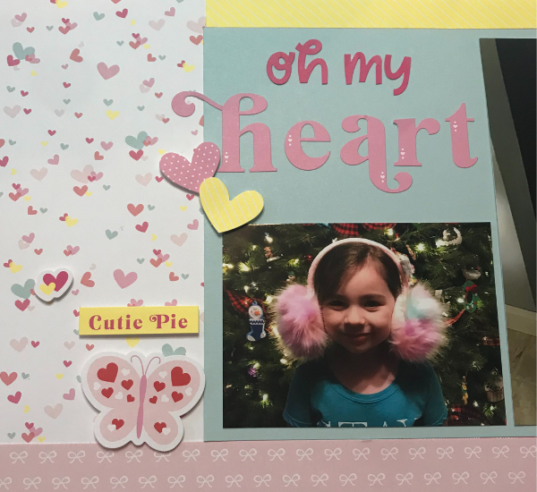 How to Build a Scrapbook Page in 5 Easy Steps